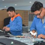 Industrial | Operaciones de Ensamblaje y Mantenimiento de Equipos Electrónicos
