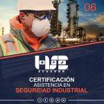 Certificación: Asistencia en Seguridad Industrial